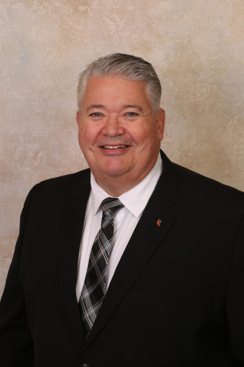 Pastor Matt Albritton